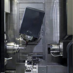 hofmann-cnc technik in traunstein Drehfräsmaschinen