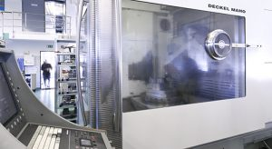 5achs fräsmaschine dmg dmu60p hi dyn hofmann cnc technik traunstein